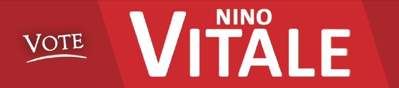 Vote Nino Vitale Logo